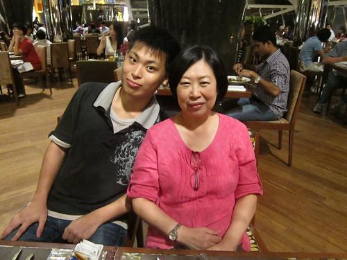 Bro & Mum