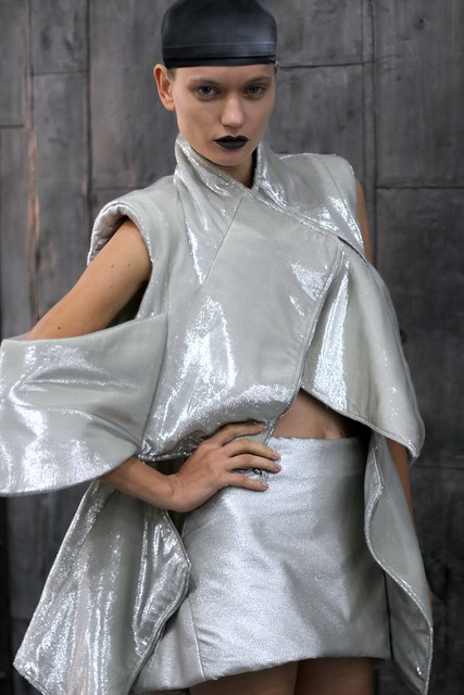 Sneak Peek: Sally LaPointe S/S 2012