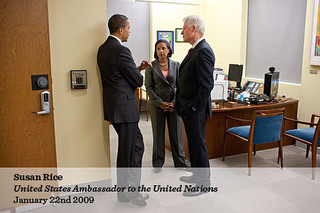 Susan Rice, United States Ambassador to the Un...