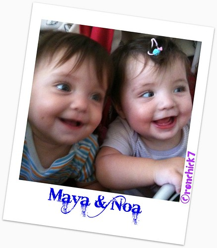 Maya+Noa - smile