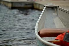 Echo Lake, Canoe