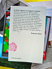 Francesca Serra, Le brave ragazze non leggono romanzi