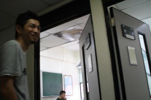 [台湾2.5] そして、一言呟き戻っていった。