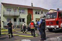 Küchenbrand Bleidenstadt 11.08.11