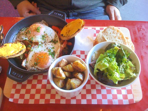 Basque Breakfast