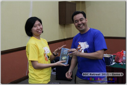 BGC Retreat 2011 - Prize Winners