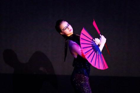 china cat dance