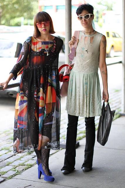 Street Style: Outside Rachel Antonoff