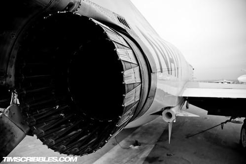 F-4 engine