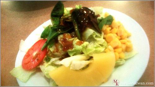 Asian Starter Salad