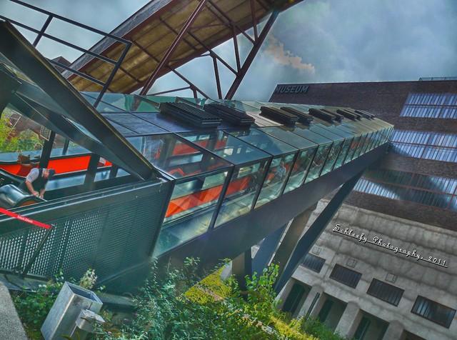 #234/365 Again: Zeche Zollverein - Other Museum...