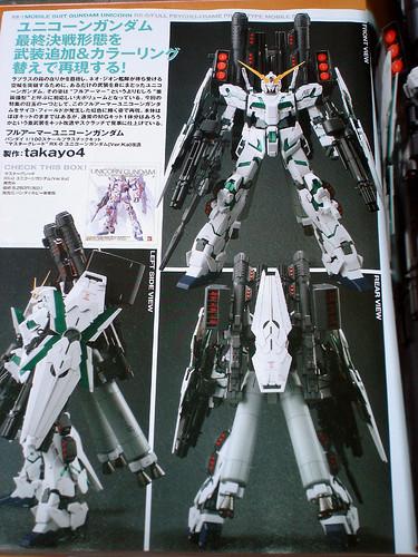 MG 1 100 Full Armor Unicorn Gundam Coming Soon (1)