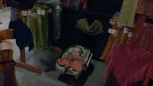 baby slept through the setup