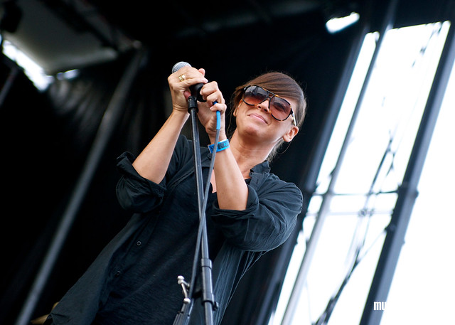 Cat Power @ LouFest 2011