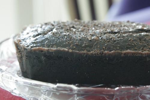 Nigella Quadruple Chocolate Cake