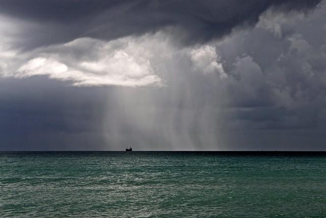 Saison de tornades, Miami, États-Unis