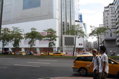 [台湾2.5] オシャレな街に行きたいというYANの要望