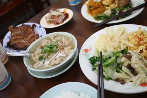 [台湾2.5] 味は普通にうまかった。