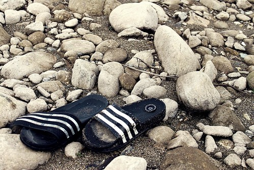 Found: slippers