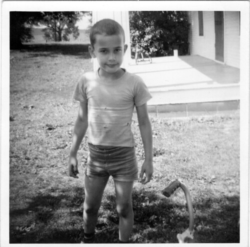 mike 6 years 1960