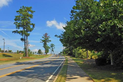 A road near home
