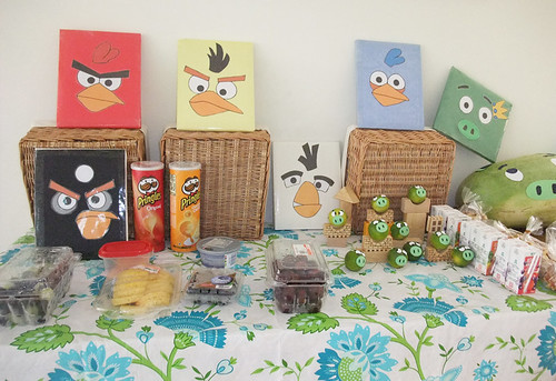 Angry Birds Party (1/6)