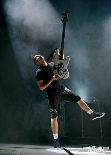 Blink-182 @ Verizon Amphitheater