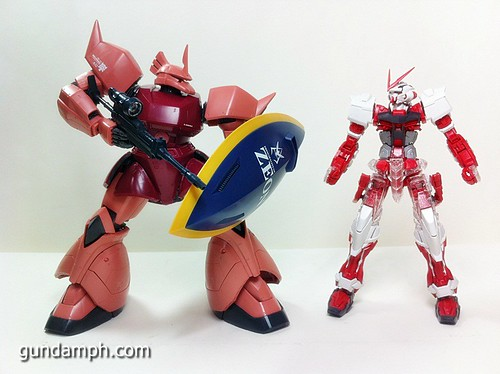 MG Char Aznable's Gelgoog (70)