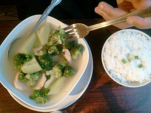 Ankita's dinner