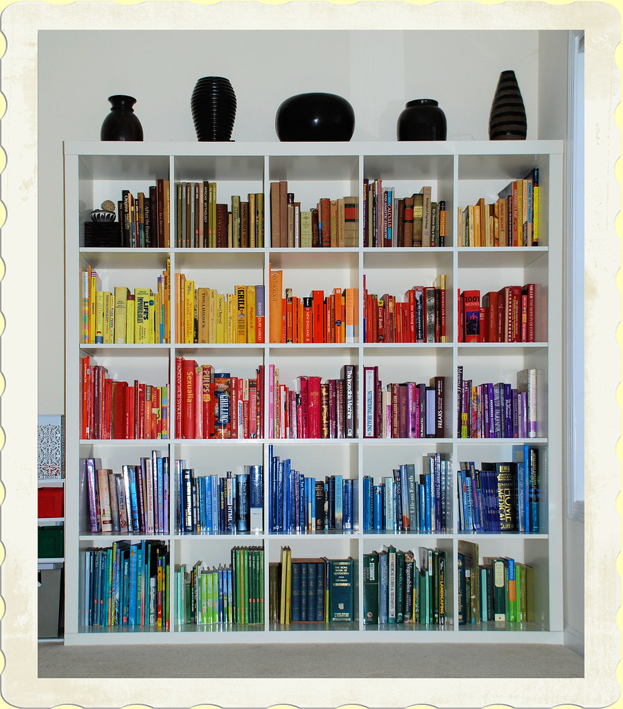 Books by Color 2