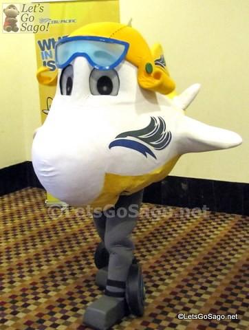 CEB Mascot Standing