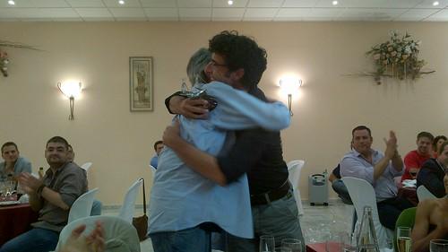 Enrique Meneses y Emilio Morenatti by Congreso APDA