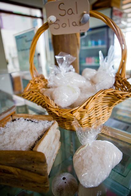 ceremonial salt