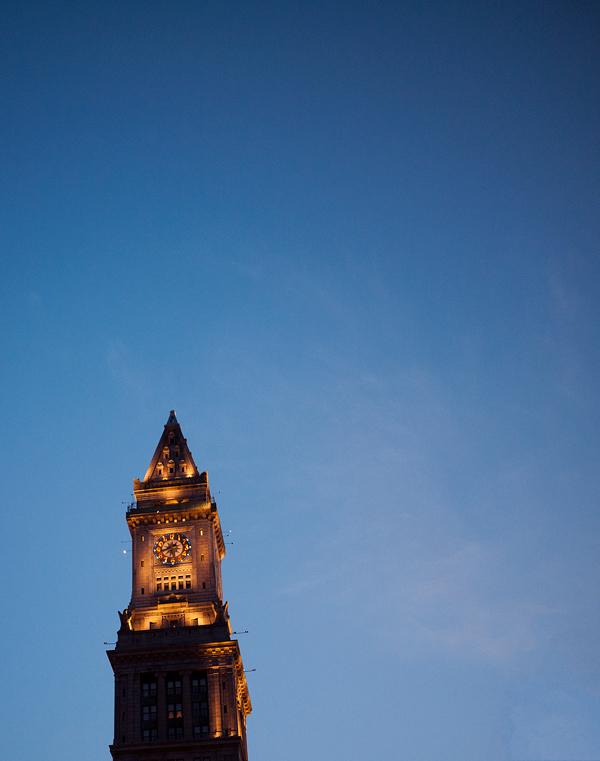 Boston Blue Sky