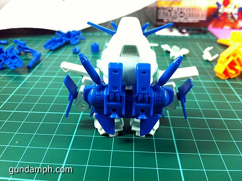 SD ZZ Gundam with Mega Rider (17)