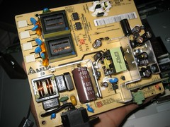 Westinghouse LCM-22W3 Power Supply PCB, After ...