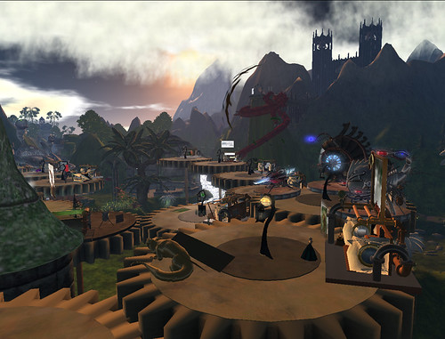 Isle of Wyrms: Celebrating the Steam Dragon at the recent Fall Festival
