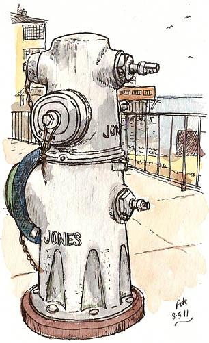 monterey hydrant
