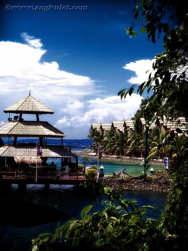The Parola, Pearl Farm Beach Resort, Davao