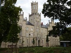 Gimnazjum (obecnie sąd) w Bolesławcu by Polek