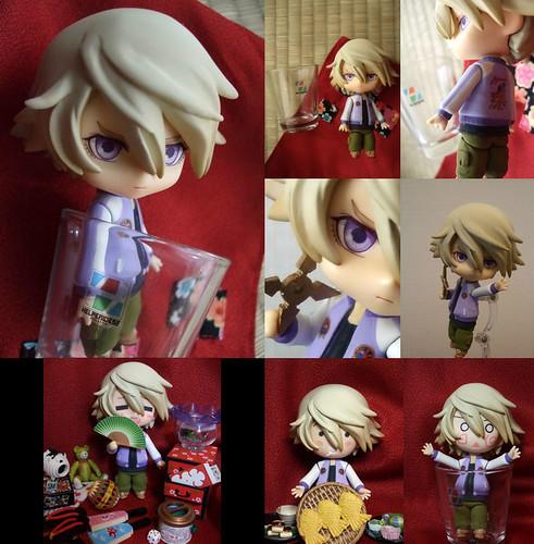 "Custom Nendoroid Ivan ""Origami Cyclone"" Karelin"