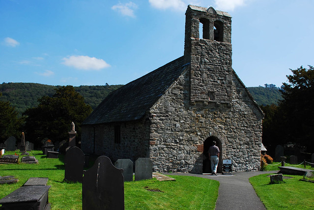 St Mary's Church, Caerhun