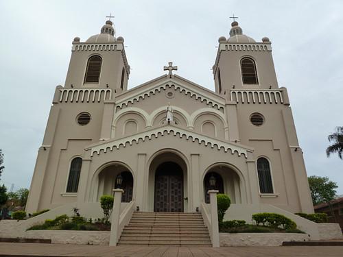 Encarnacion cathedral