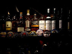 Scotch Whiskey at the Pub