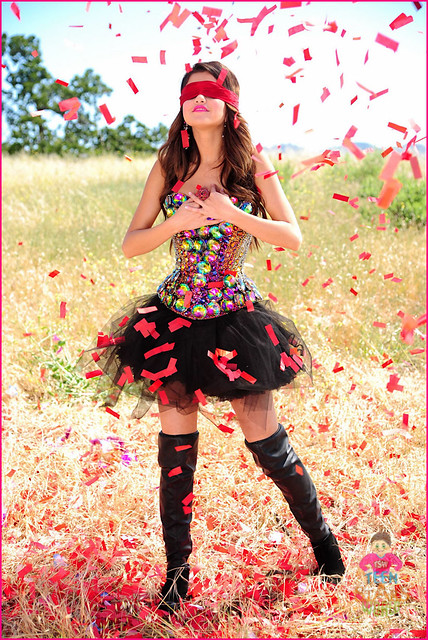 selena Gomez 'Love You Like A Love Song' VIDEO SHOOT PICS!