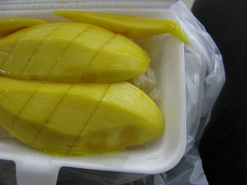 old siam mango sticky rice