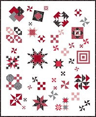 Test Your Skills Sampler BWand Red