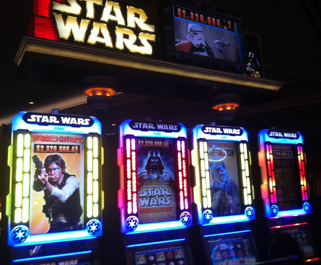 Star Wars Droid Hunt