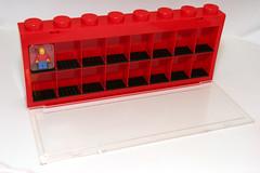 LEGO Minifigure Display Case - 8