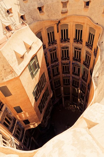 Casa Mila by bfurbush